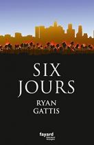 """Couverture du livre : """"Six jours"""""""