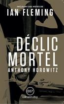"""Couverture du livre : """"Déclic mortel"""""""