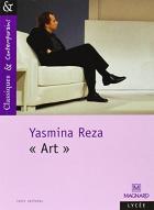"""Couverture du livre : """"Art"""""""