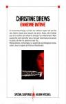 """Couverture du livre : """"Ennemie intime"""""""
