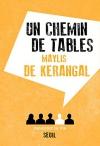 """Couverture du livre : """"Un chemin de tables"""""""