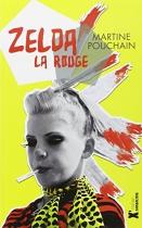 """Couverture du livre : """"Zelda la Rouge"""""""