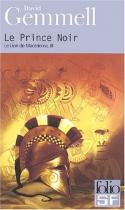 """Couverture du livre : """"Le prince noir"""""""