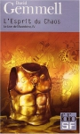 """Couverture du livre : """"L'esprit du chaos"""""""