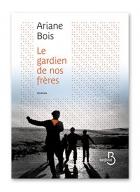 """Couverture du livre : """"Le gardien de nos frères"""""""