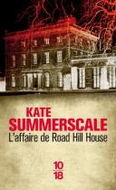 """Couverture du livre : """"L'affaire de Road Hill House"""""""