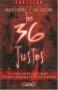 """Couverture du livre : """"Les 36 Justes"""""""