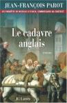 """Couverture du livre : """"Le cadavre anglais"""""""