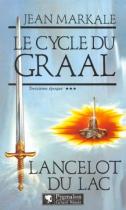 """Couverture du livre : """"Lancelot du lac"""""""