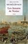 """Couverture du livre : """"Les amants de Venise"""""""