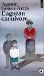 """Couverture du livre : """"L'agneau carnivore"""""""