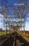 """Couverture du livre : """"Voyages en France"""""""