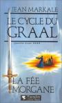 """Couverture du livre : """"La fée Morgane"""""""