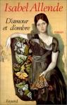 """Couverture du livre : """"D'amour et d'ombre"""""""