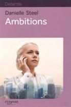 """Couverture du livre : """"Ambitions"""""""