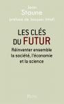 """Couverture du livre : """"Les clés du futur"""""""