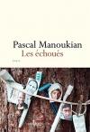 """Couverture du livre : """"Les échoués"""""""
