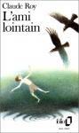 """Couverture du livre : """"L'ami lointain"""""""
