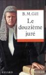 """Couverture du livre : """"Le douzième juré"""""""