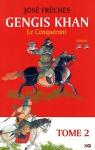 """Couverture du livre : """"Le conquérant"""""""