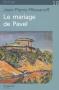"""Couverture du livre : """"Le mariage de Pavel"""""""