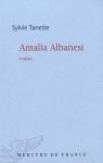 "Couverture du livre : ""Amalia Albanesi"""