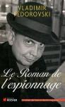 """Couverture du livre : """"Le roman de l'espionnage"""""""