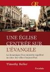 """Couverture du livre : """"Une église centrée sur l'évangile"""""""