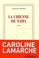 """Couverture du livre : """"La chienne de Naha"""""""