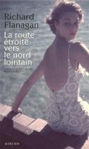 """Couverture du livre : """"La route étroite vers le nord lointain"""""""