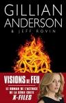 """Couverture du livre : """"Visions de feu"""""""