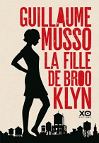 """Couverture du livre : """"La fille de Brooklyn"""""""