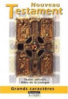"""Couverture du livre : """"Le Nouveau Testament"""""""