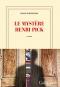 """Couverture du livre : """"Le mystère Henri Pick"""""""