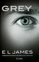 """Couverture du livre : """"Grey"""""""