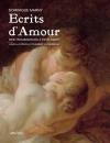 """Couverture du livre : """"Écrits d'amour"""""""