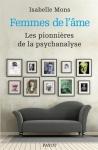 """Couverture du livre : """"Femmes de l'âme"""""""