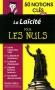 """Couverture du livre : """"La laïcité pour les nuls"""""""