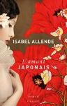 """Couverture du livre : """"L'amant japonais"""""""