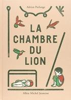 """Couverture du livre : """"La chambre du lion"""""""