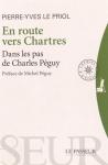 """Couverture du livre : """"En route vers Chartres"""""""