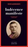 "Couverture du livre : ""Indécence manifeste"""