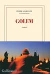 """Couverture du livre : """"Golem"""""""