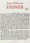 """Couverture du livre : """"Stoner"""""""