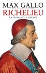 """Couverture du livre : """"Richelieu"""""""