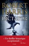 """Couverture du livre : """"Dictator"""""""