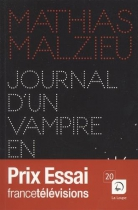 """Couverture du livre : """"Journal d'un vampire en pyjama"""""""