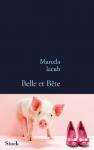 """Couverture du livre : """"Belle et Bête"""""""