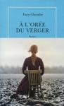 """Couverture du livre : """"À l'orée du verger"""""""