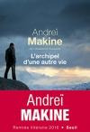 """Couverture du livre : """"L'archipel d'une autre vie"""""""